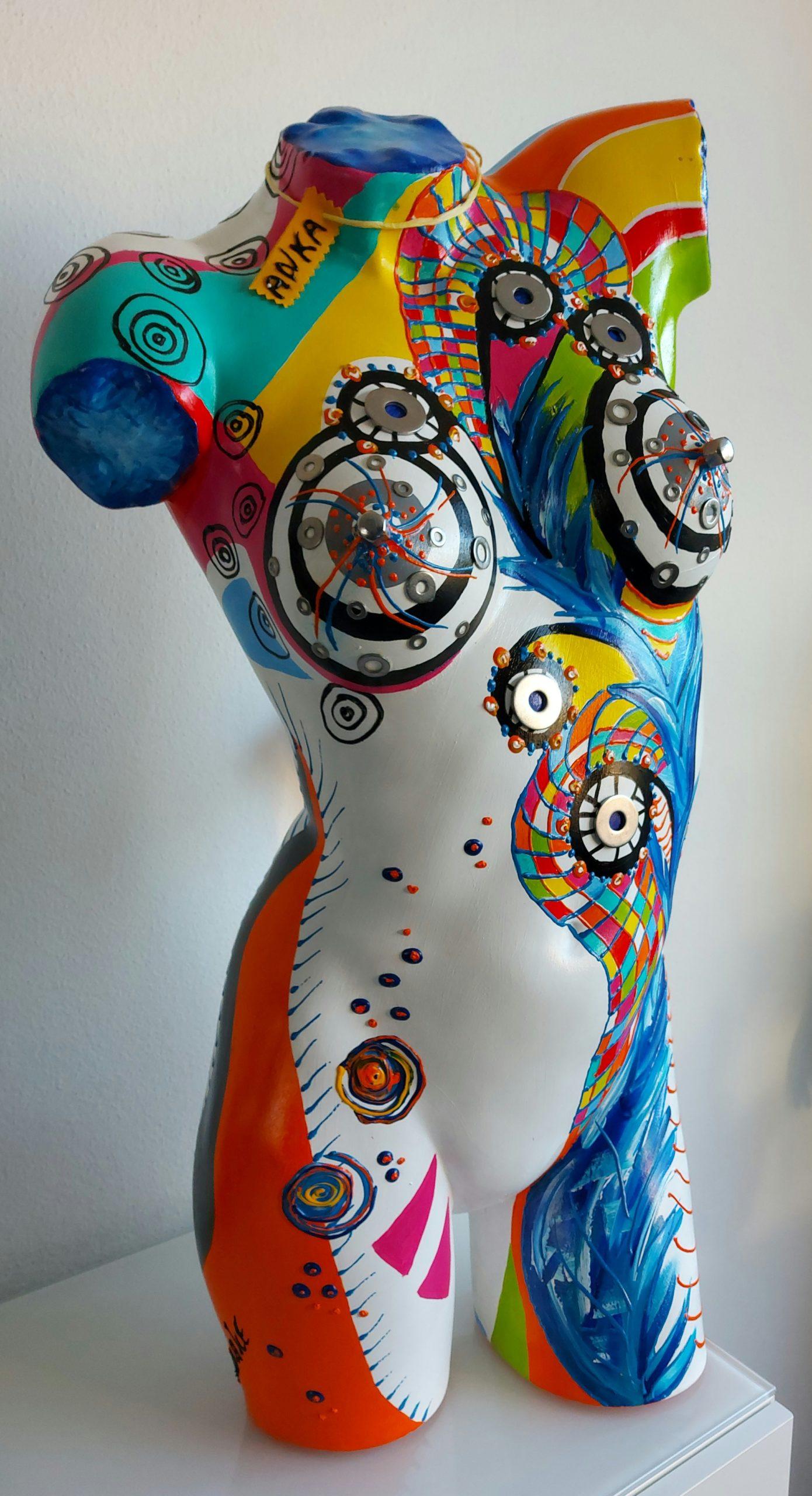 Mannequin Anka